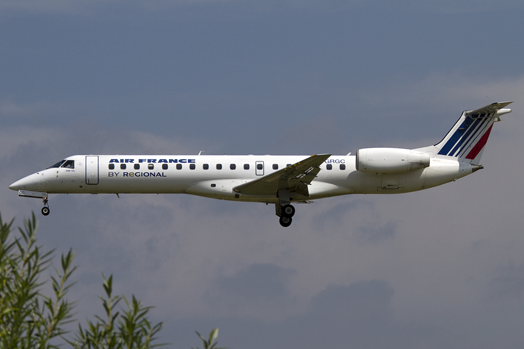 Air france regional f grgc embraer erj 145ep for Oficinas air france barcelona