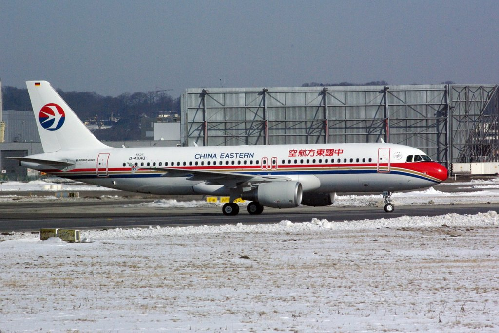 B-9927   China Eastern Airlines  A320-214, , D-AXAQ,  (MSN 5527)