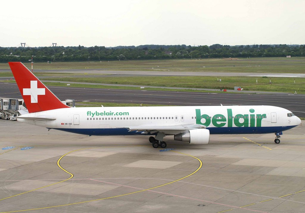 The airline Belair (Belair). Official sayt.2