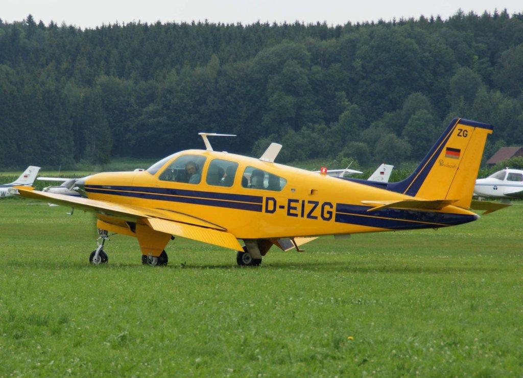 D-EIZG  Beechcraft F 33  F 33