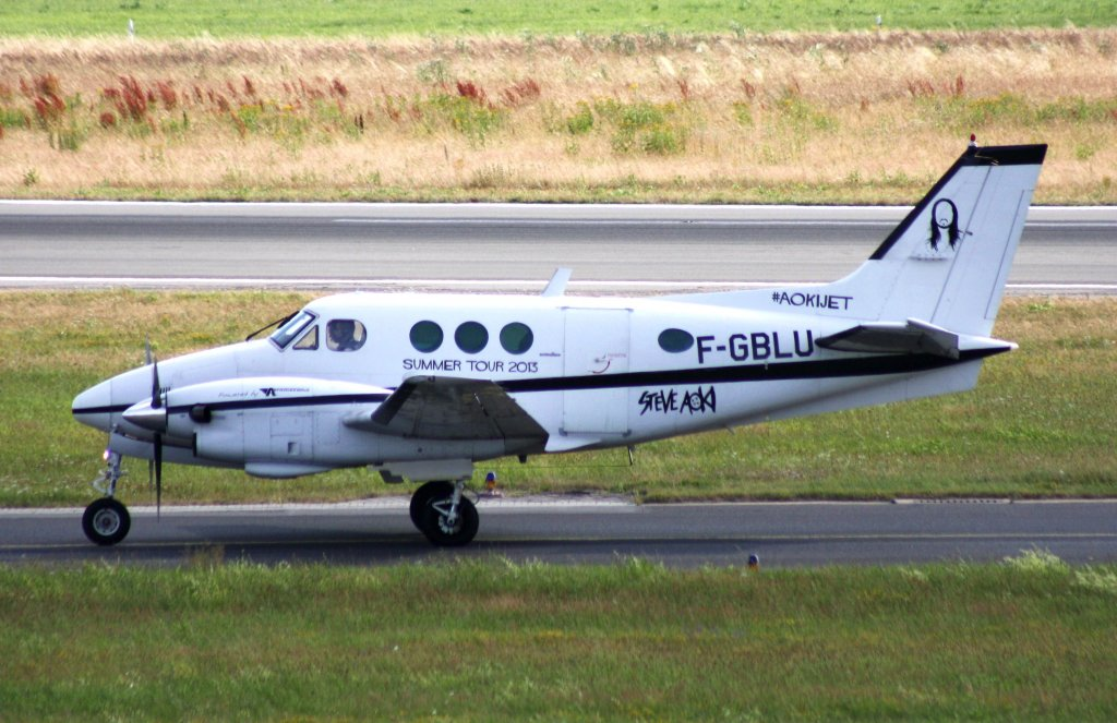 FAI Air Ambulance,D-CSIX,Learjet 60,19.07.2013,HAM-EDDH,Hamburg,Germany