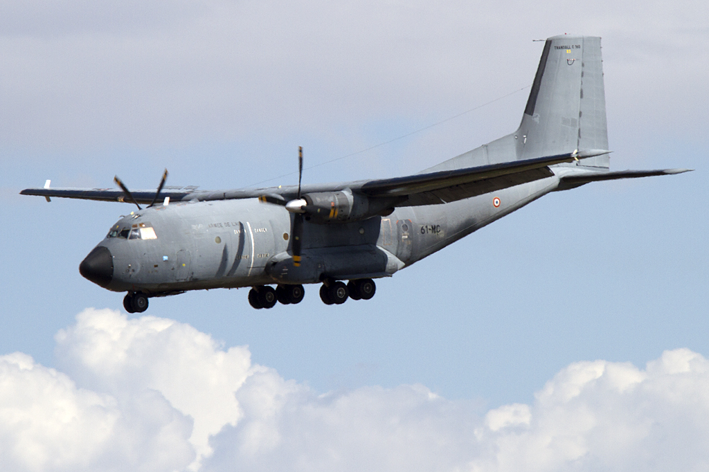 France - Air Force, R3, Transall, C-160R, 09.09.2010, TLS, Toulouse, France