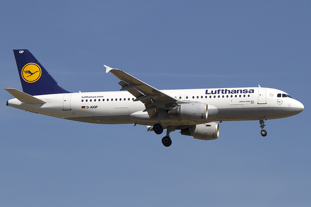 Lufthansa, D-AIQP, Airbus, A320-211, 26.05.2012, FRA, Frankfurt, Germany