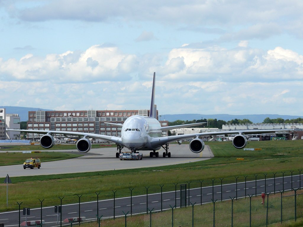 Lufthansa Abflüge Frankfurt-Main