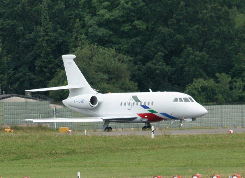 volkswagen air service dassault falcon 2000 vp cgc auf dem. Black Bedroom Furniture Sets. Home Design Ideas