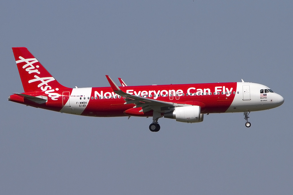 Air Asia, F-WWBH > 9M-AJO, Airbus, A320-216, 05.06.2014, TLS, Toulouse, France