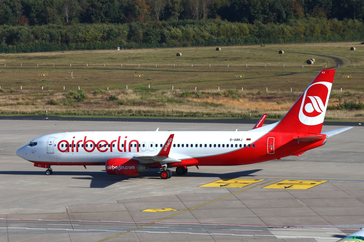 Air Berlin München Köln