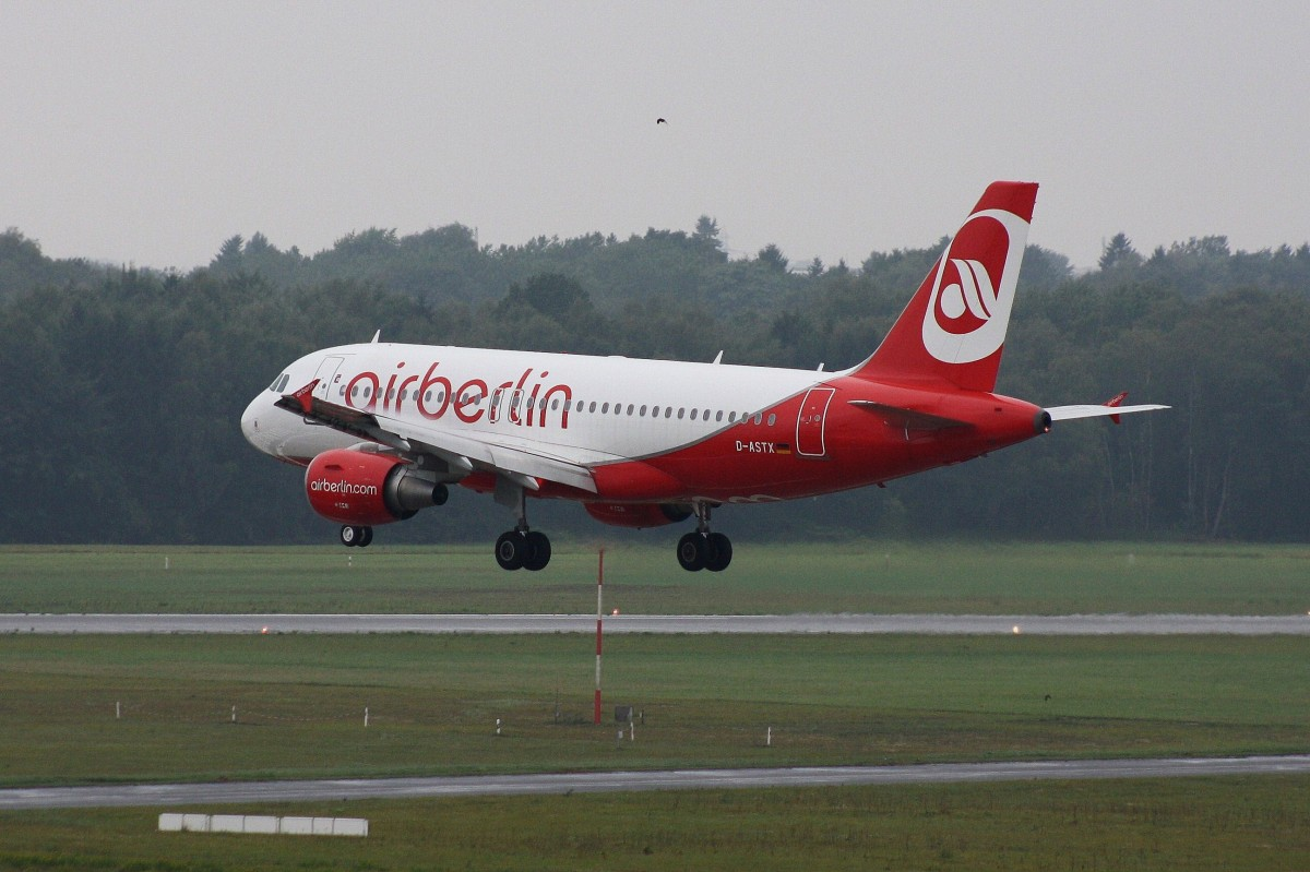 Air Berlin,D-ASTX,(c/n 3202),Airbus A319-112,01.09.2014,HAM-EDDH,Hamburg,Germany