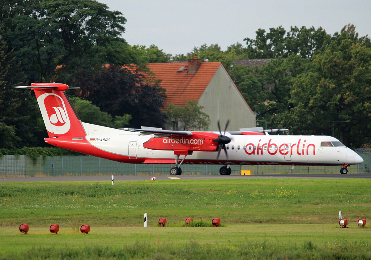 Air Berlin,DHC-8-402Q, D-ABQG, TXL, 12.09.2017