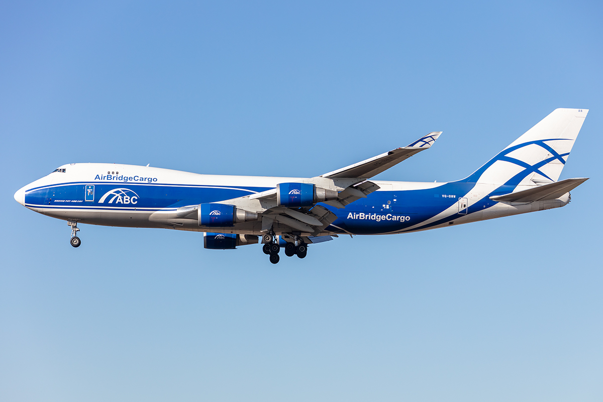 Air Bridge Cargo, VQ-BWW, Boeing, B747-406F, 21.02.2021, FRA, Frankfurt, Germany