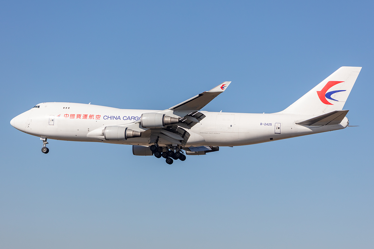 Air China Cargo, B-2425, Boeing, B747-40BF, 21.02.2021, FRA, Frankfurt, Germany
