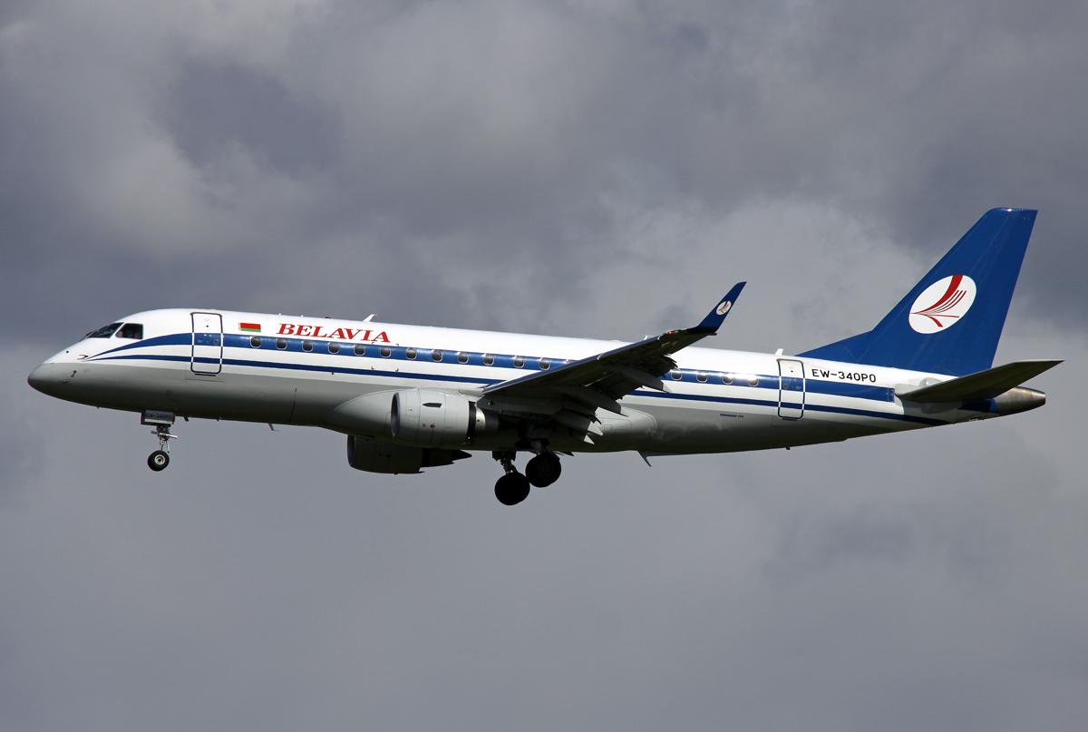 Anflug Hannover