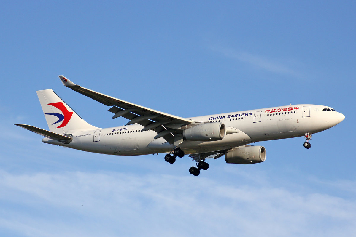 China eastern airlines b 5962 airbus a330 243e 01 juli 2016 lhr london heathrow united - China eastern airlines vietnam office ...