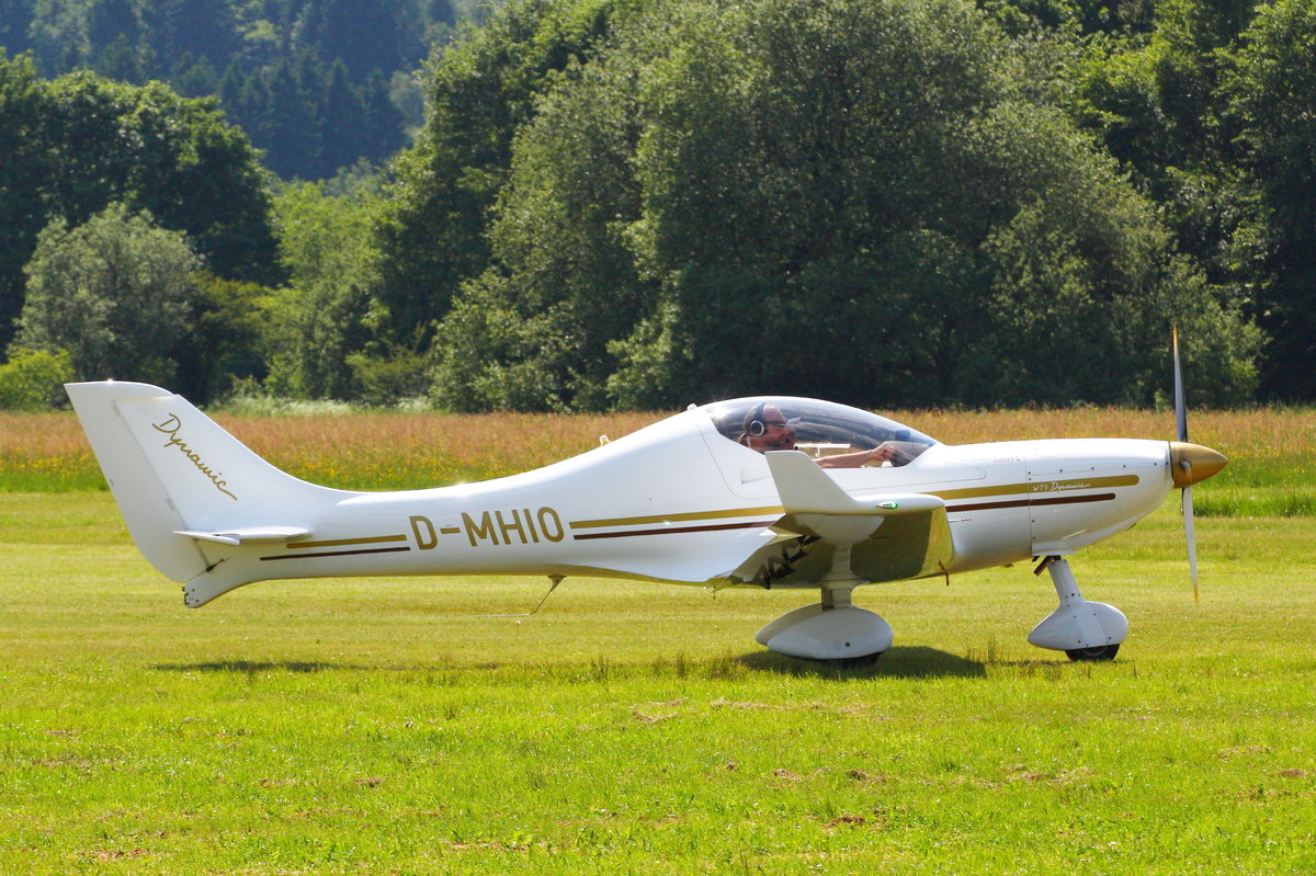 D-MHIO, AeroSpool Dynamic WT9 in Ailertchen (EDGA) am 04.06.2017.