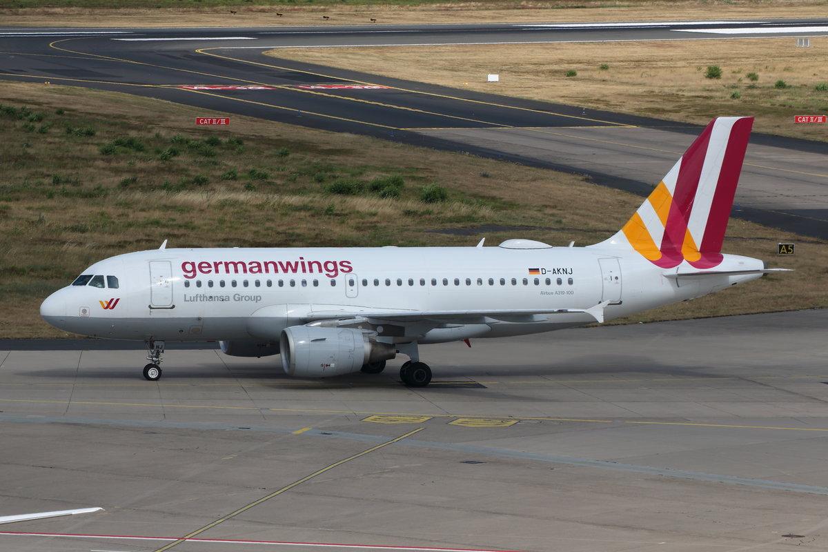 Germanwings Berlin Köln