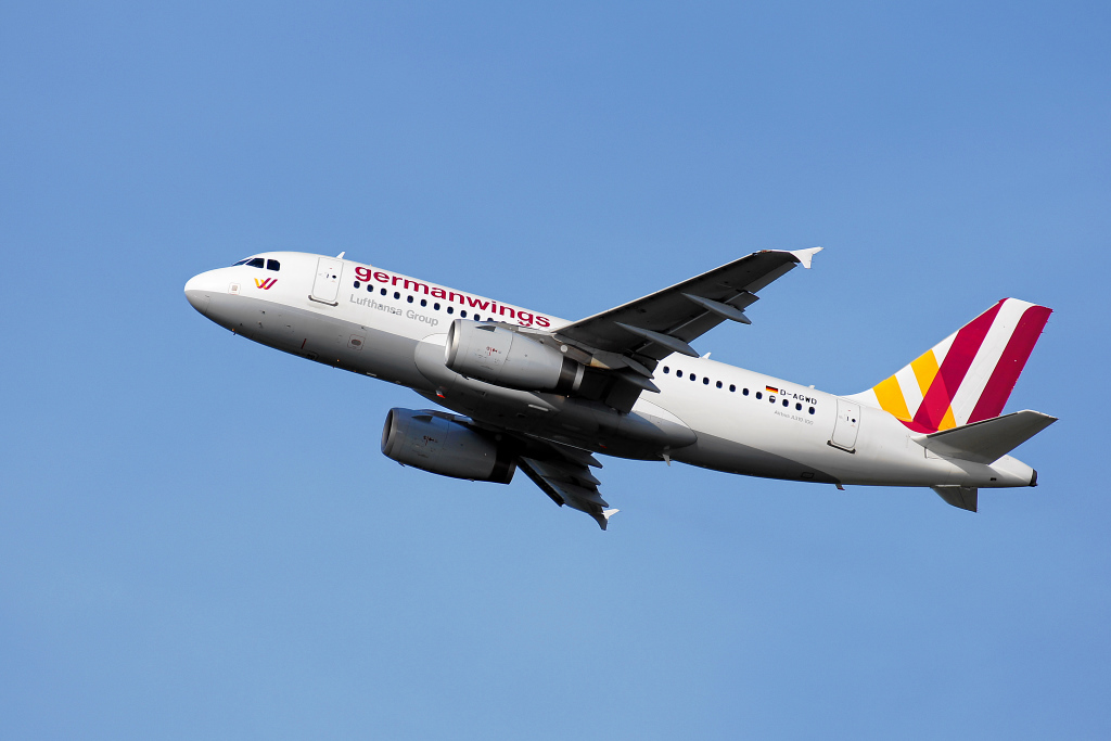 Germanwings, Airbus A319-132 D-AGWG in EDDK-CGN, 02.06.2013