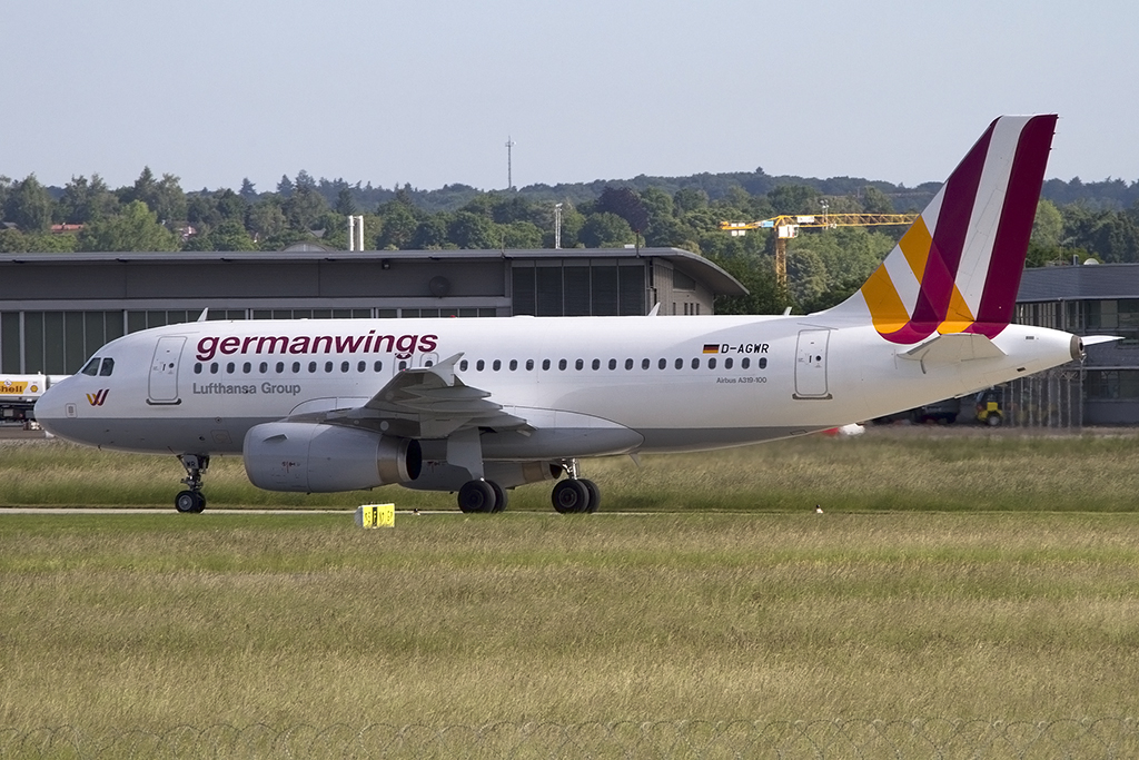 Germanwings, D-AGWR, Airbus, A319-112, 03.06.2015, STR, Stuttgart, Germany