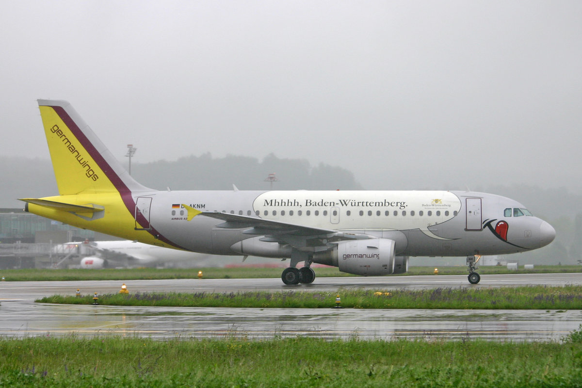 Germanwings Zürich