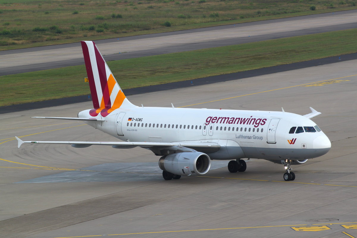Germanwings Köln Bonn