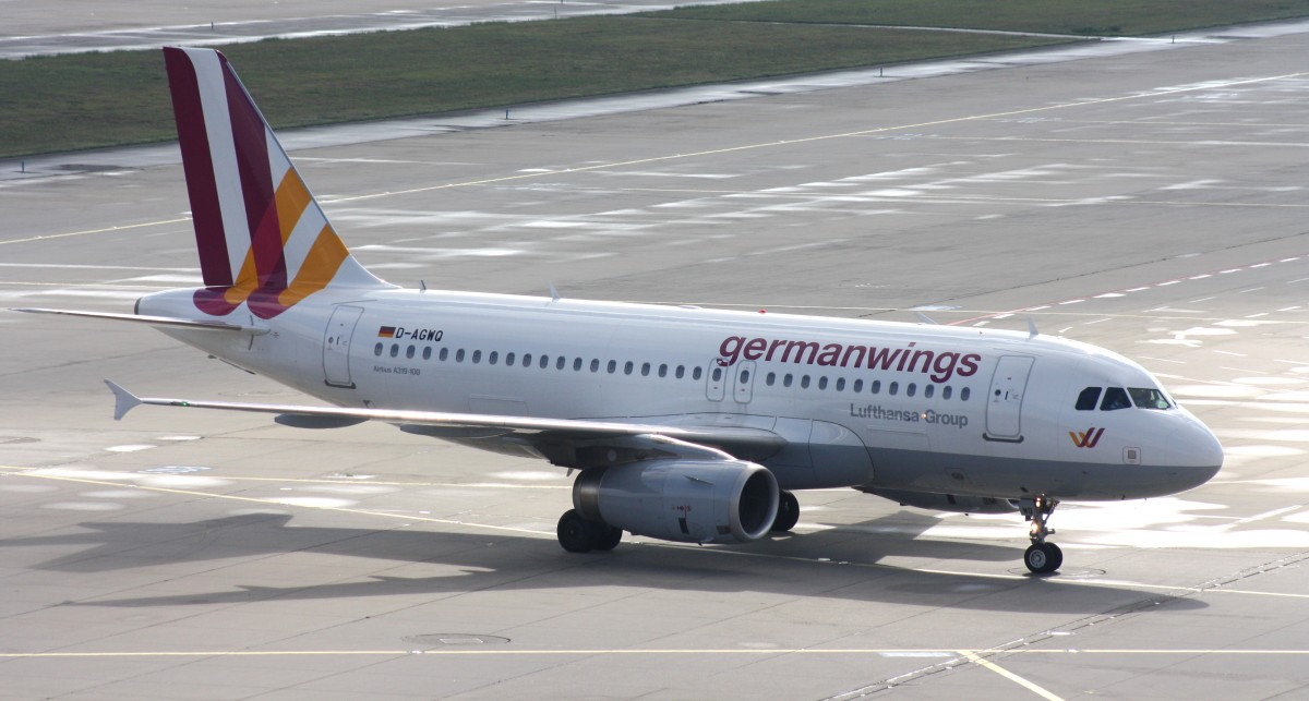 Germanwings,D-AGWQ,(c/n4256),Airbus A319-132,09.09.2013,CGN-EDDK,Köln-Bonn,Germany