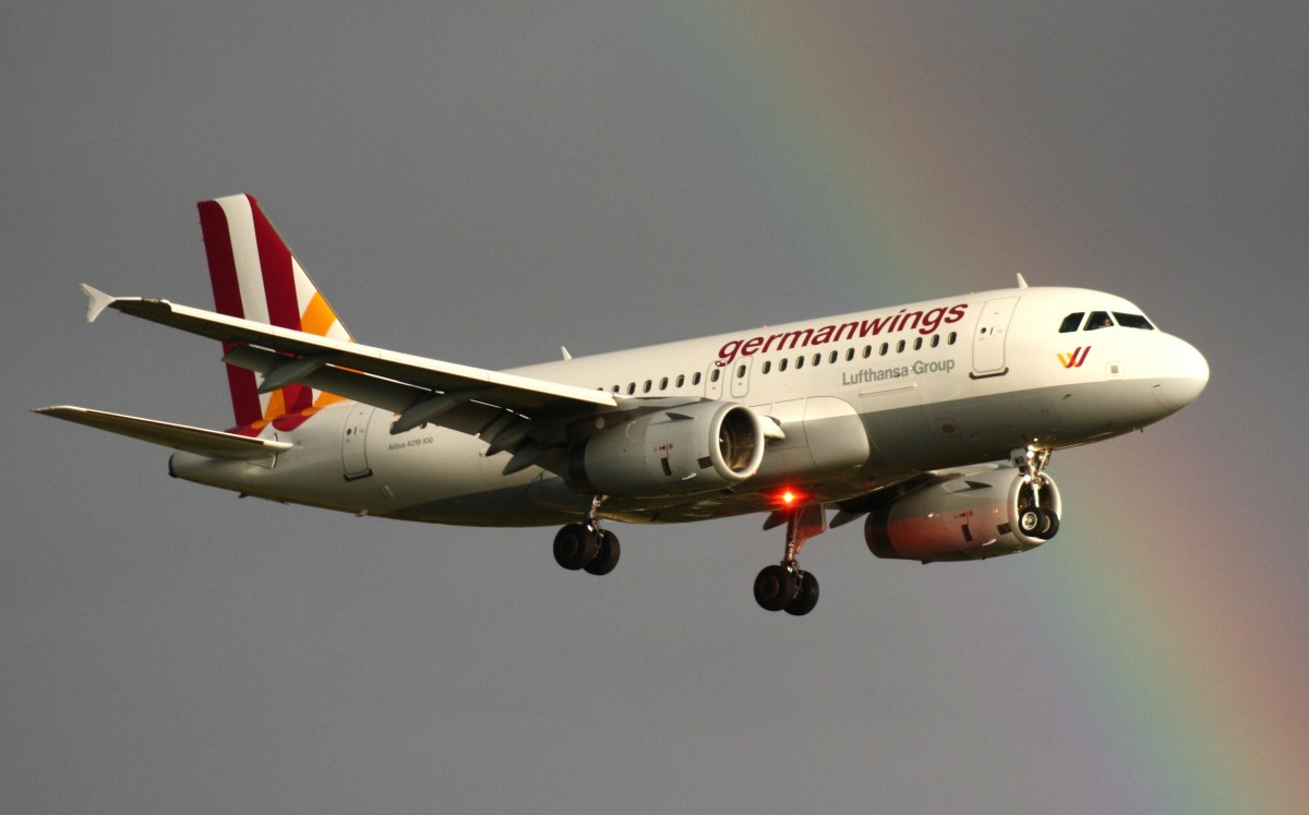 Germanwings,D-AGWR,(c/n4285),Airbus A319-132,27.09.2013,HAM-EDDH,Hamburg,Germany