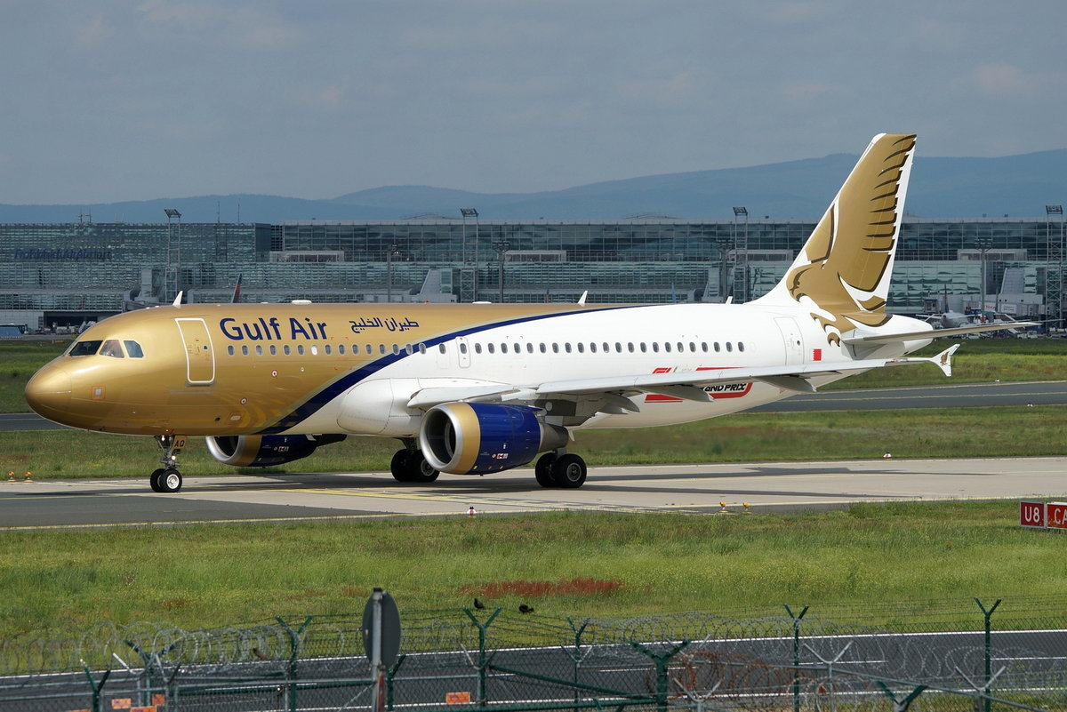 Gulf Air, Airbus A320-214 A9C-AQ, cn(MSN): 5175,