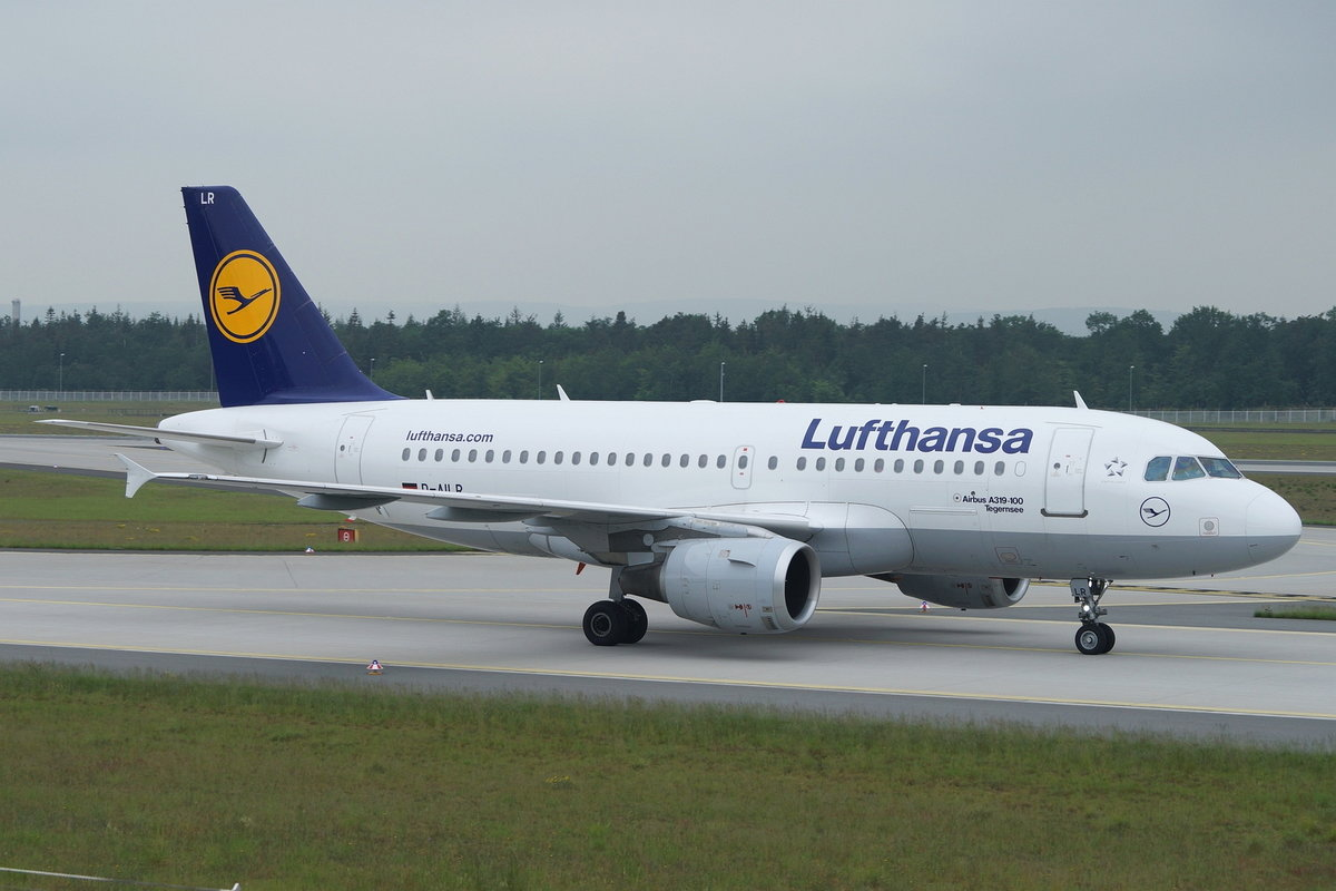 Lufthansa Airbus A319-114 D-AILR, cn(MSN): 723,
