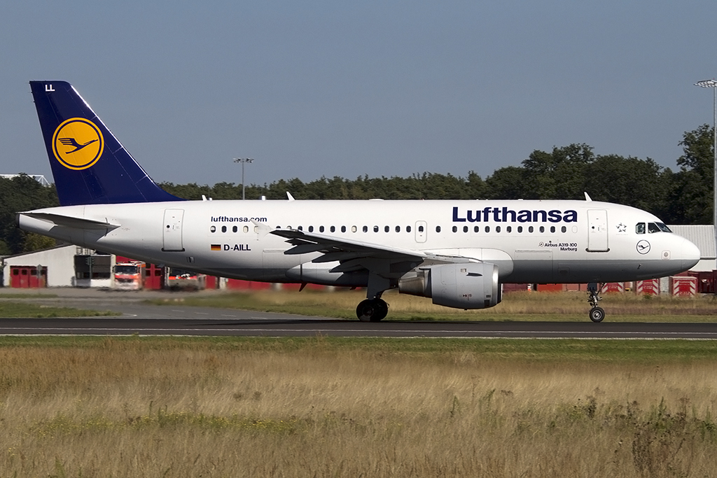 Lufthansa, D-AILL, Airbus, A319-114, 05.09.2013, FRA, Frankfurt, Germany