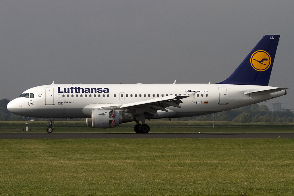 Lufthansa, D-AILS, Airbus, A319-114, 07.10.2013, AMS, Amsterdam, Netherlands