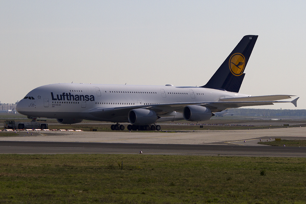 Lufthansa, D-AIMM, Airbus, A380-841, 19.04.2015, FRA, Frankfurt, Germany