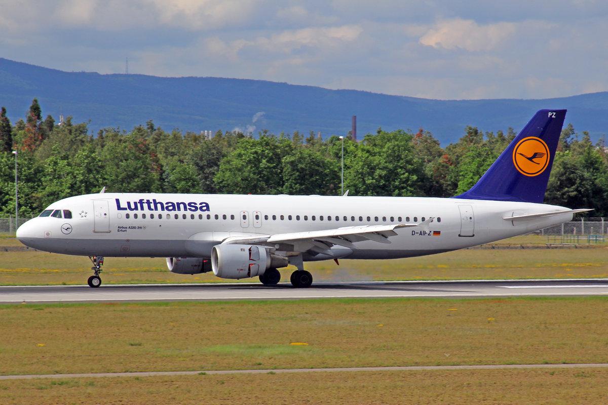 Lufthansa Abflüge Frankfurt Main