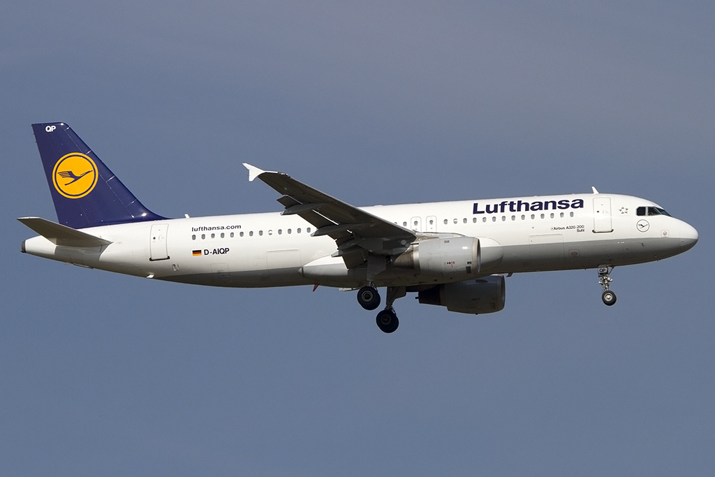 Lufthansa, D-AIQP, Airbus, A320-211, 28.09.2013, FRA, Frankfurt, Germany