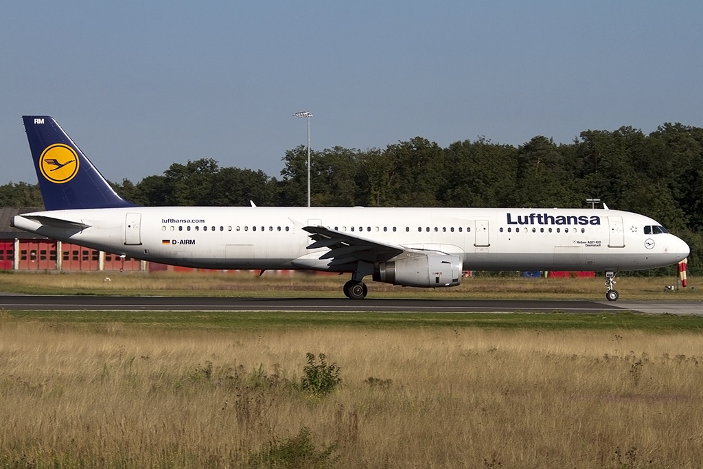 Lufthansa, D-AIRM, Airbus, A321-131, 05.09.2013, FRA, Frankfurt, Germany
