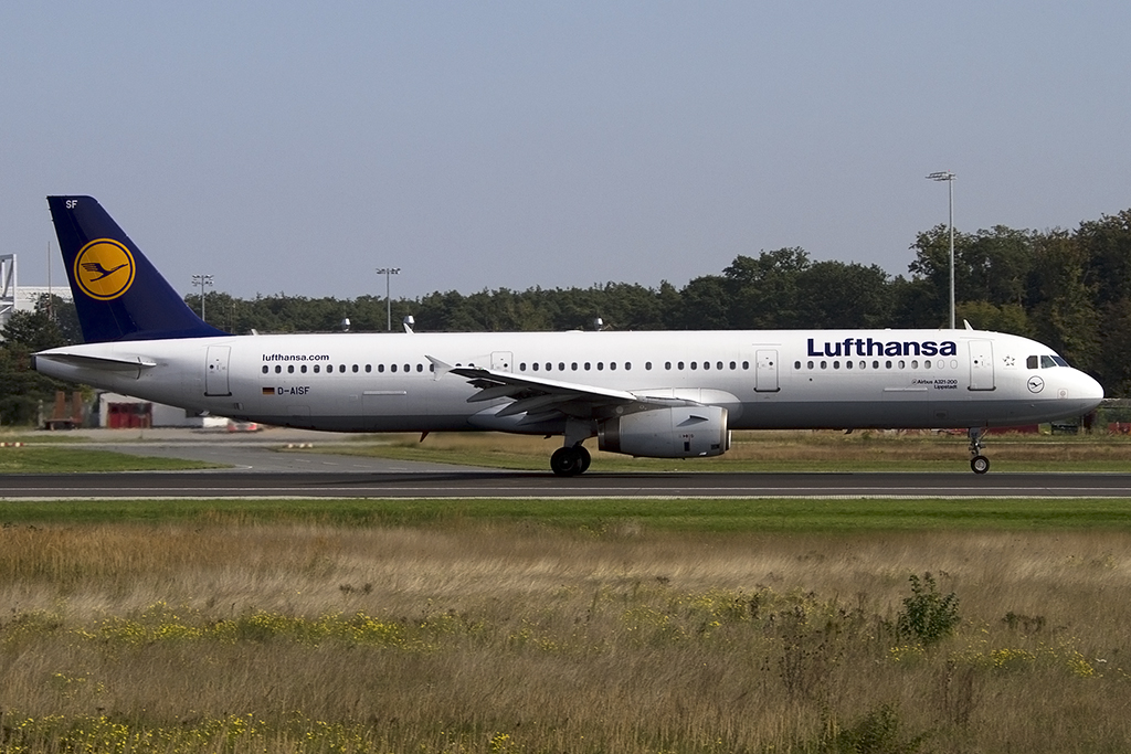 Lufthansa, D-AISF, Airbus, A321-231, 28.09.2013, FRA, Frankfurt, Germany