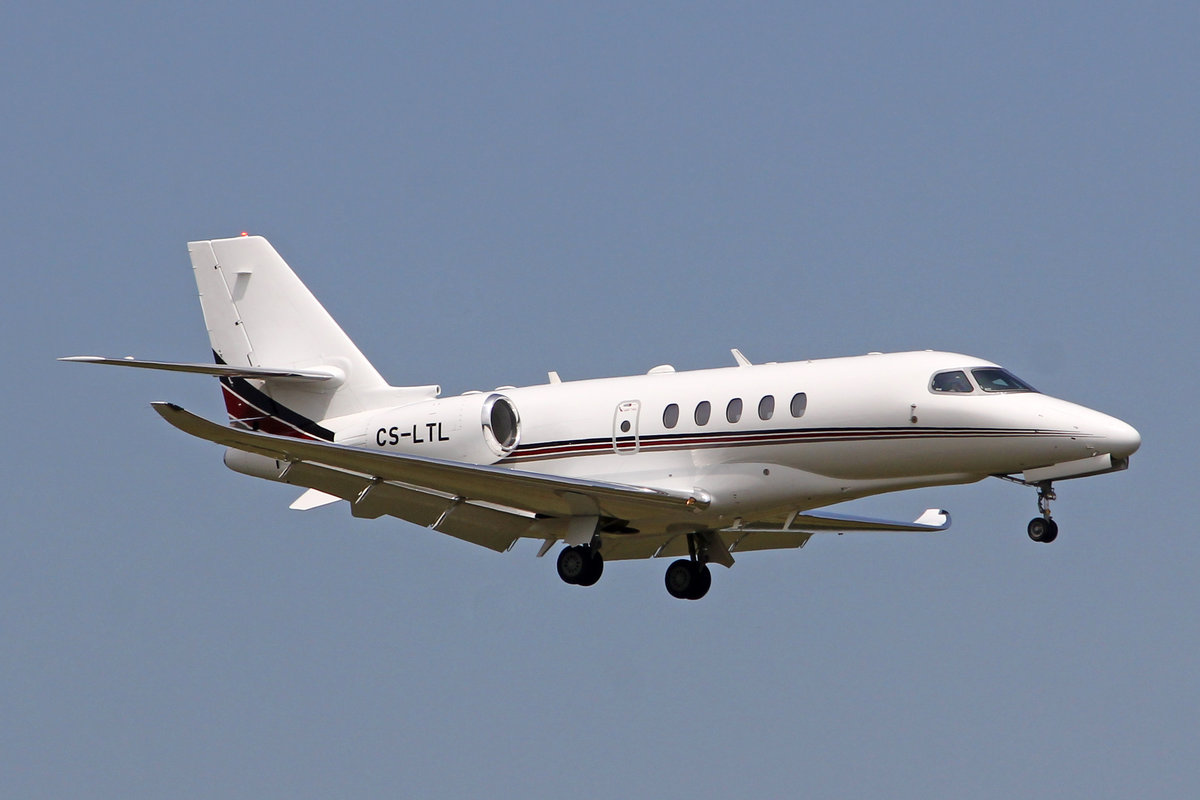 Netjets Europe, CS-LTL, Cessna 680A Latitude, msn: 680A-0186, 06.Juli 2019, ZRH Zürich, Switzerland.