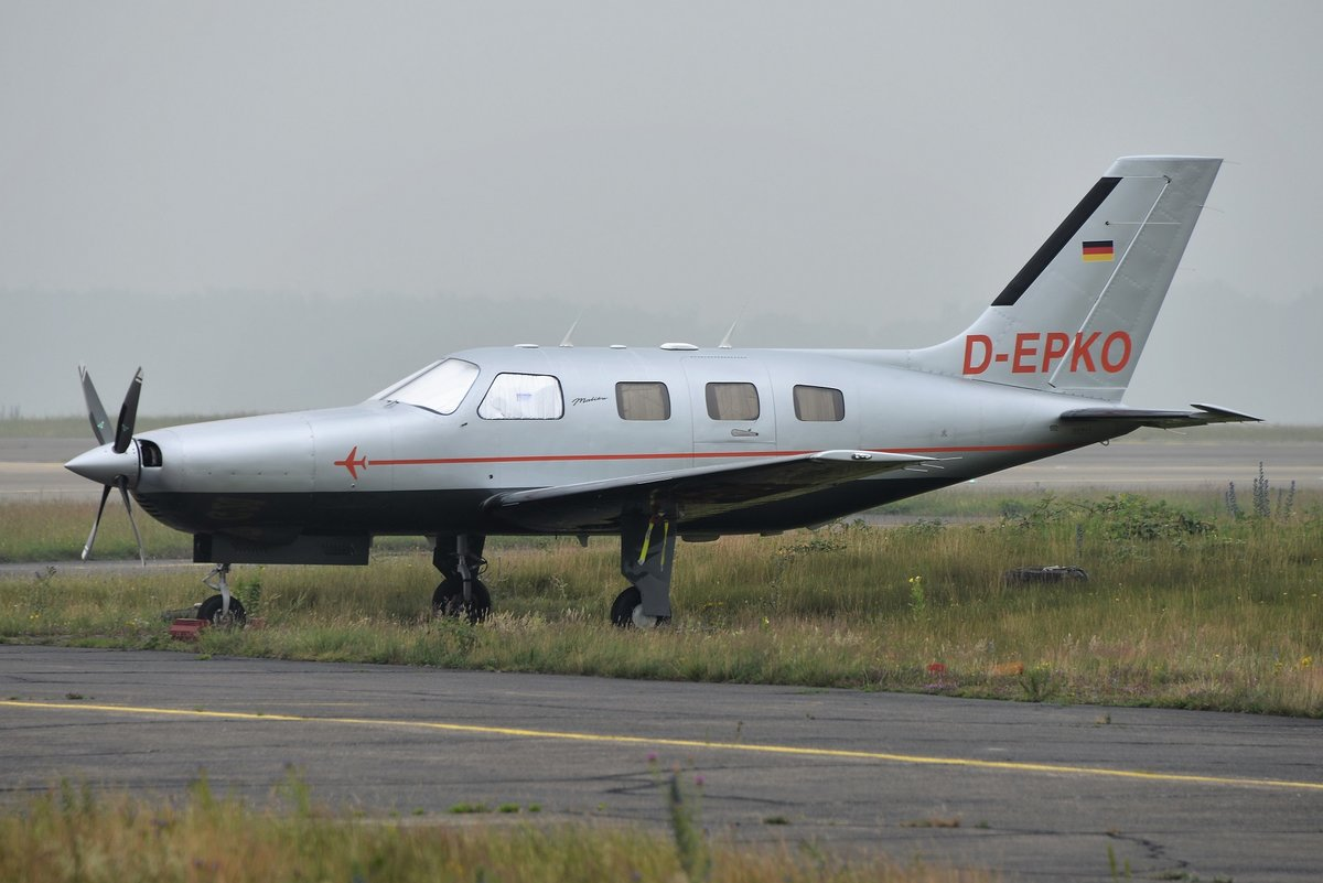 Piper PA-46-310P - Private - 4608017 - DEPKO - 09.06.2018 - CGN