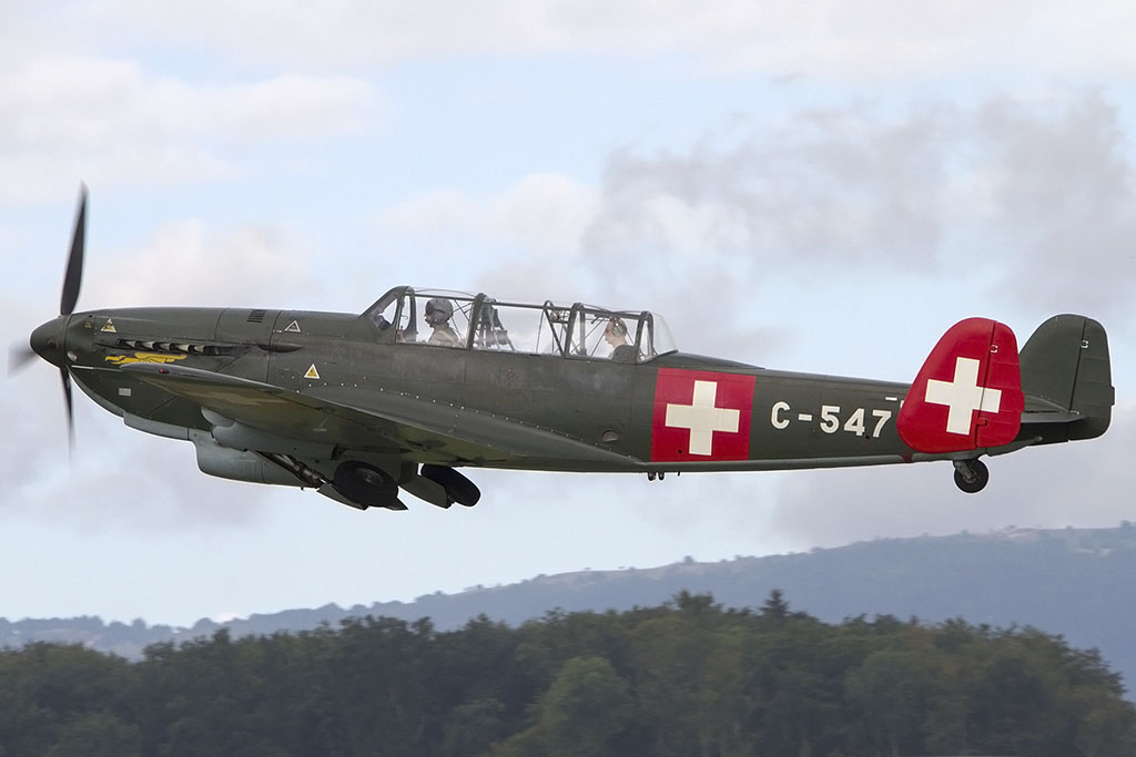 Private, D-FRBI, EKW, C-3603, 30.08.2014, LSMP, Payerne, Switzerland