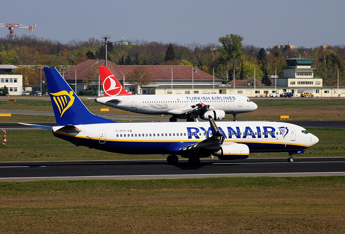 Flughäfen Ryanair