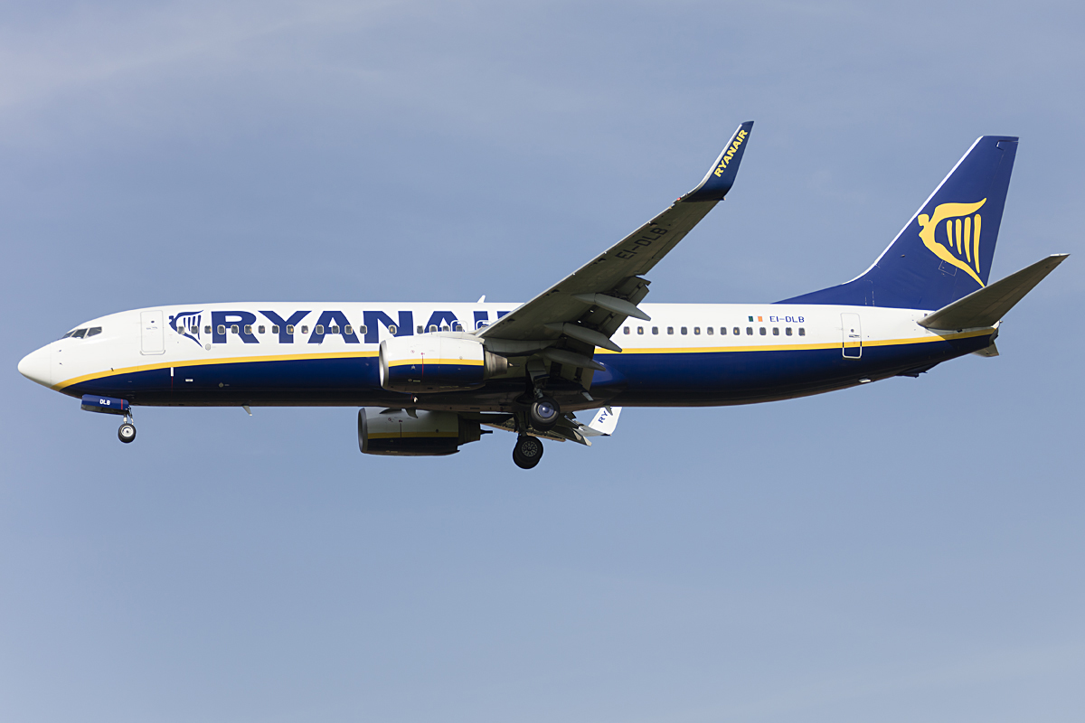 Ryanair, EI-DLB, Boeing, B737-8AS, 18.05.2016, BSL, Basel, Switzerland