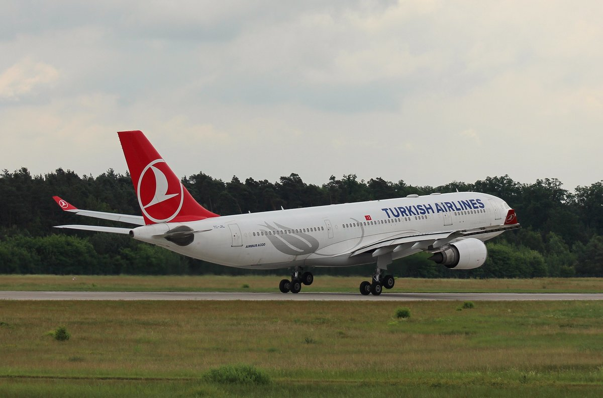 Turkish Airlines, TC-JIL,MSN 882,Airbus A330-202,04.06.2017, FRA-EDDF, Frankfurt, Germany (Name: Yedigoller)
