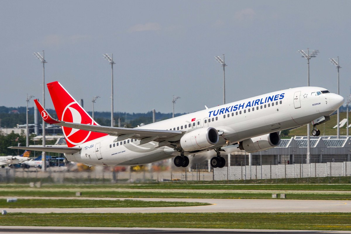 Turkish Airlines (TK-THY), TC-JGU  Bodrum , Boeing, 737-8F2 wl, 22.08.2017, MUC-EDDM, München, Germany