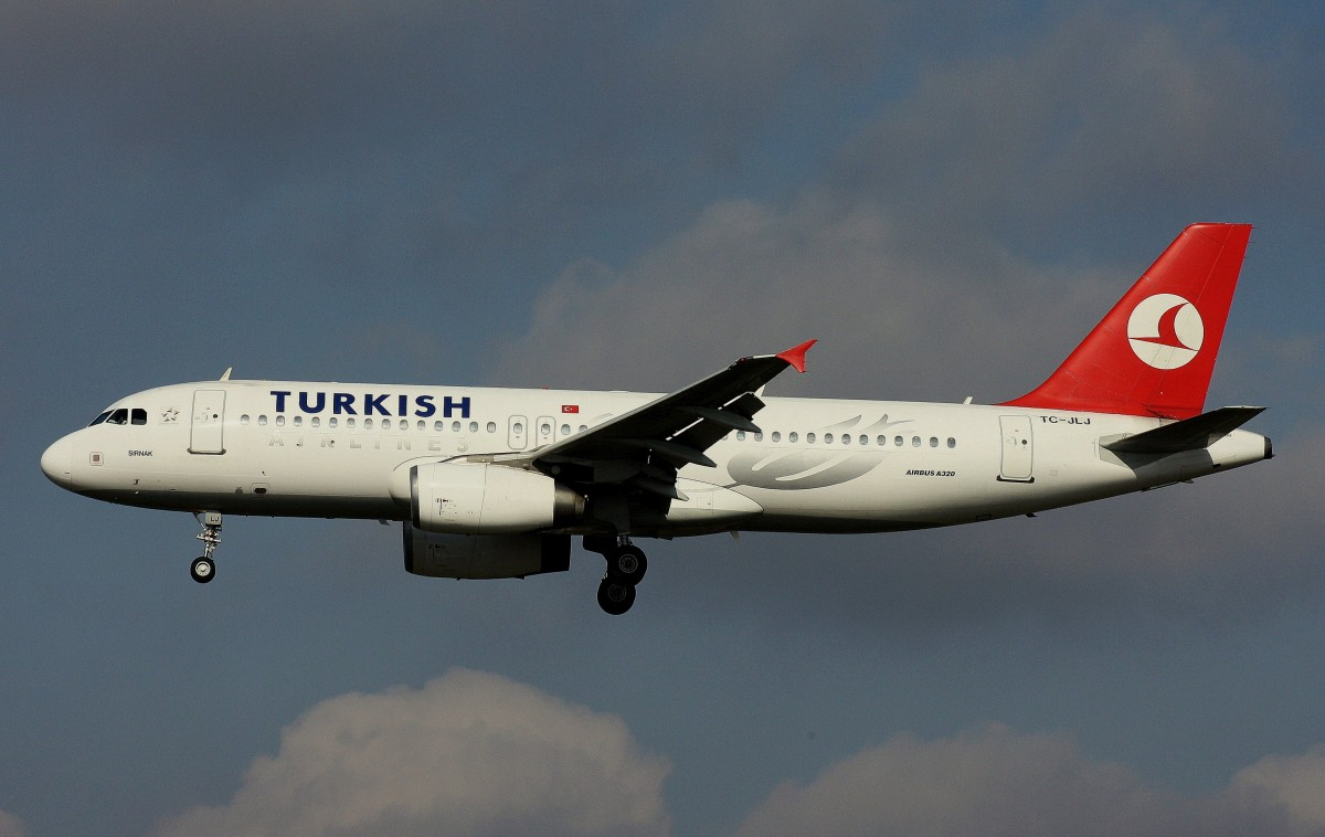 Turkish Airlines,TC-JLJ,(c/n1856),A320-232,23.03.2014,HAM-EDDH,Hamburg,Germany