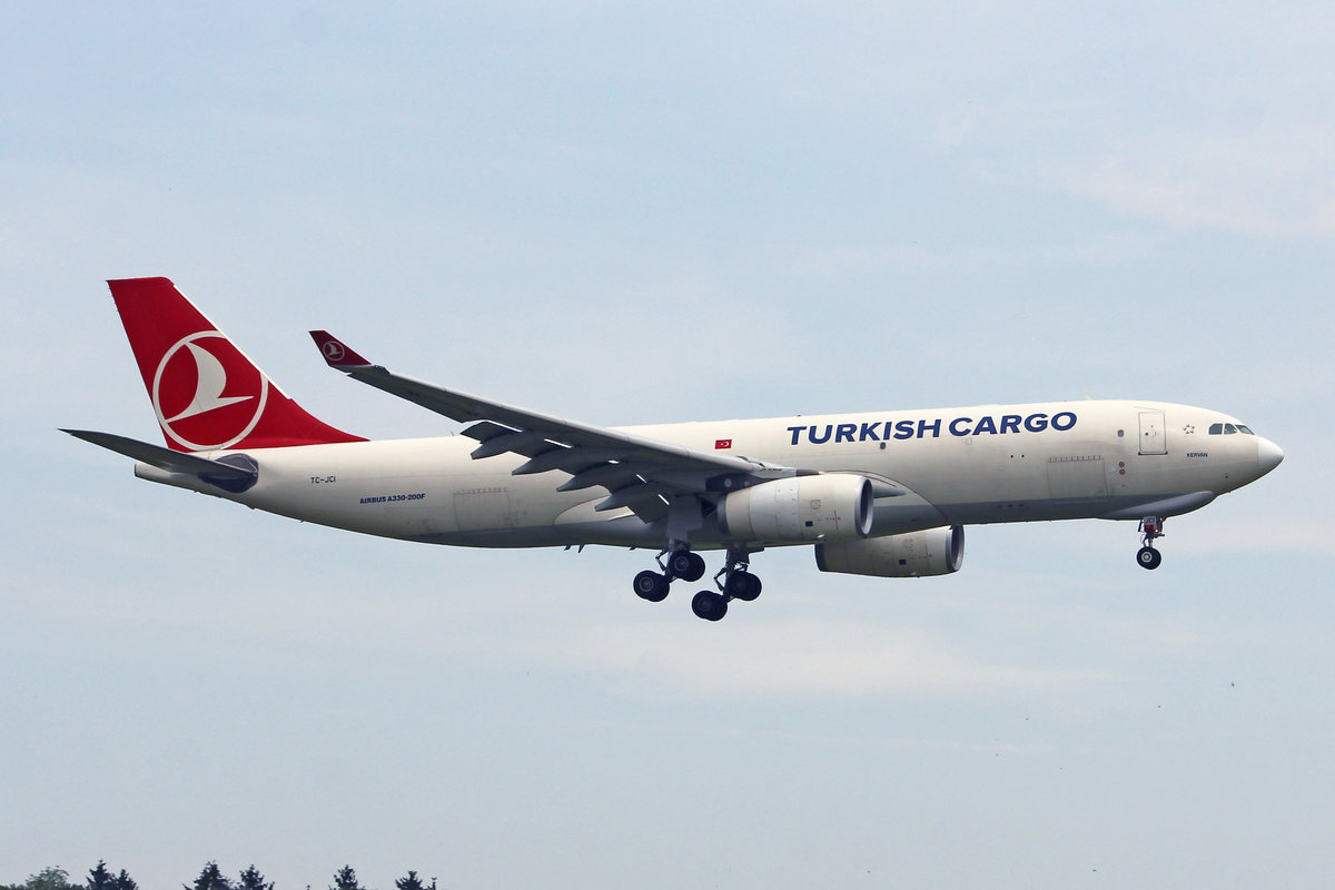 Turkish Cargo, TC-JCI, Airbus A330-243F, msn: 1442,  Kervan , 06.Juli 2019, ZRH Zürich, Switzerland.