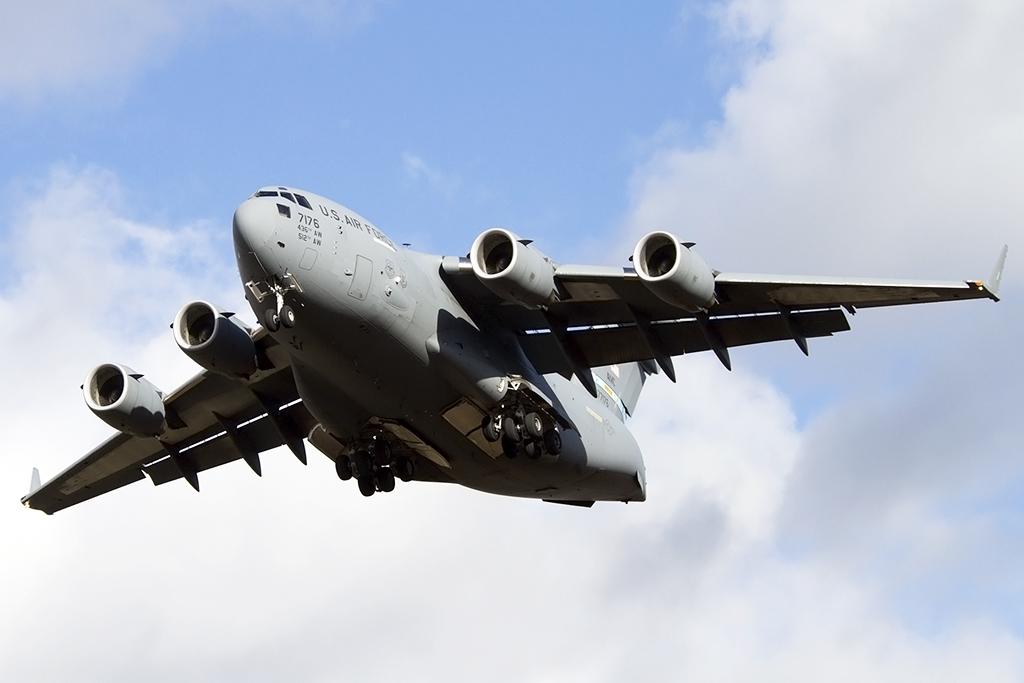 Rammstein Flugzeug