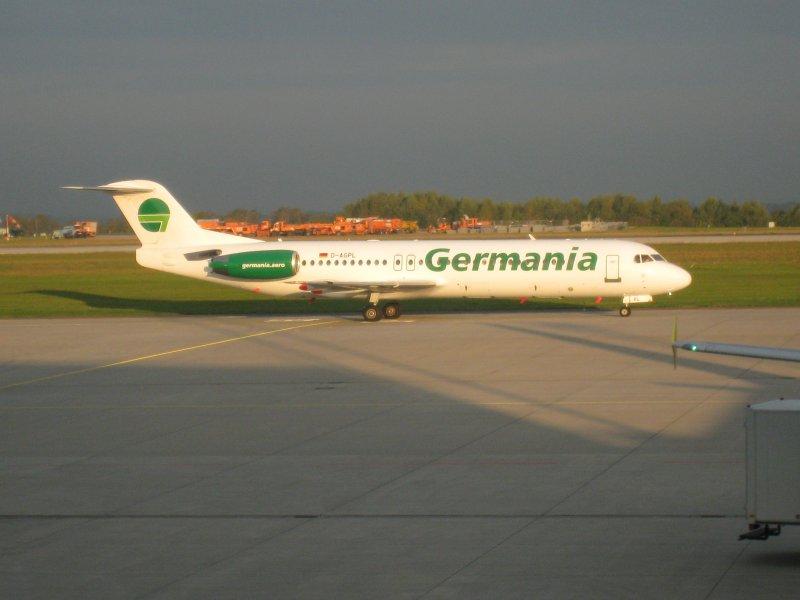 Flug Berlin Dresden