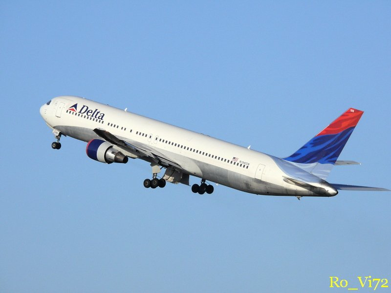 Delta Air Lines Wallpaper: Jet Airlines: Delta Airline In-air Wallpapers