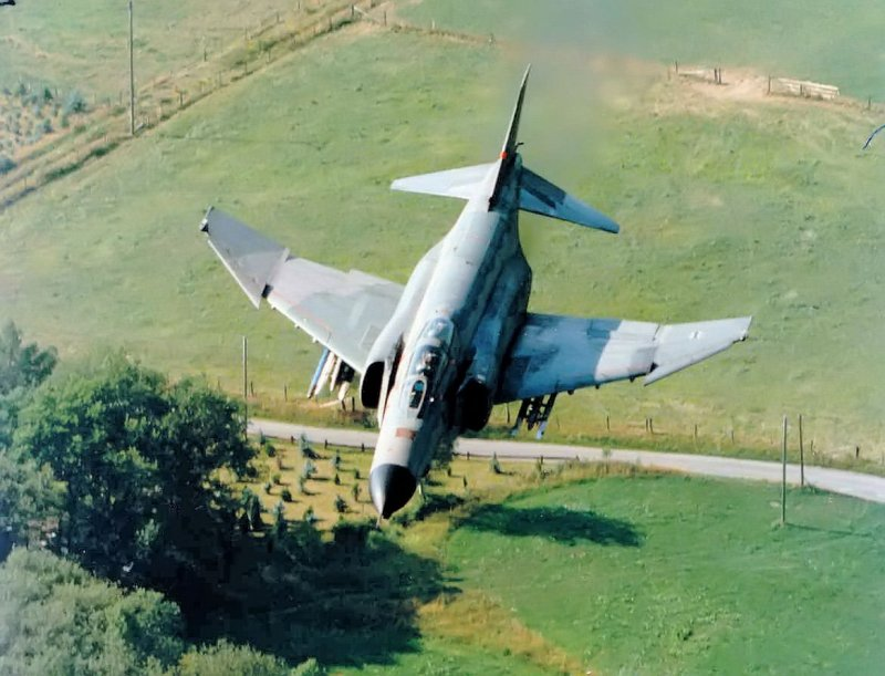 flugzeug phantom f4