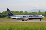 Ryanair, EI-DPB, Boeing 737-8AS W, 18.Mai 2016, BSL Basel, Switzerland.