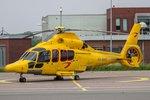 NHV Nordzee Helicopters Vlaanderen, OO-NHT, Eurocopter, EC-155 B-1 Dauphin, 21.06.2016, EHKD-DHR, Den Helder, Netherlands