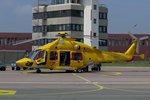 NHV Nordzee Helicopters Vlaanderen, OO-NHU, Agusta-Westland, AW-139, 21.06.2016, EHKD-DHR, Den Helder, Netherlands 